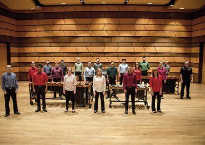 Colorado State University Percussion Ensemble