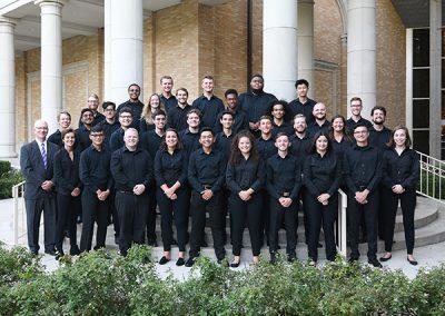 Texas Christian University Percussion Ensemble