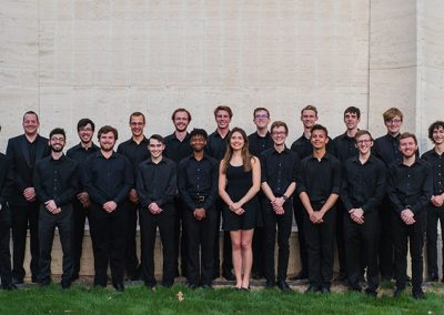 University of Nebraska Percussion Ensemble
