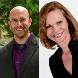 Dr. Brad Meyer and Sherry Rubins