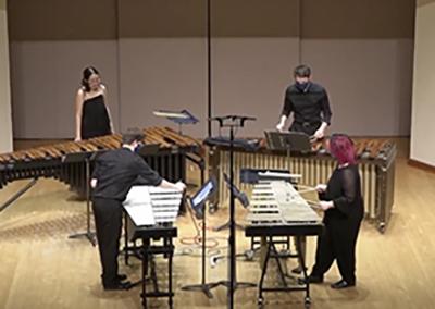 University of Toronto Percussion Ensemble