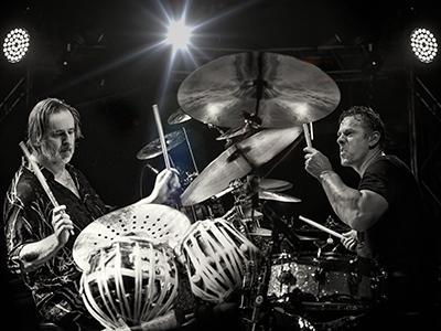 Thomas Lang & Pete Lockett